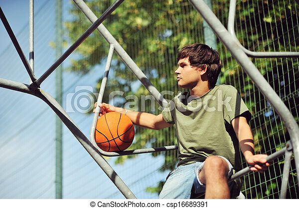 Basketball - csp16689391
