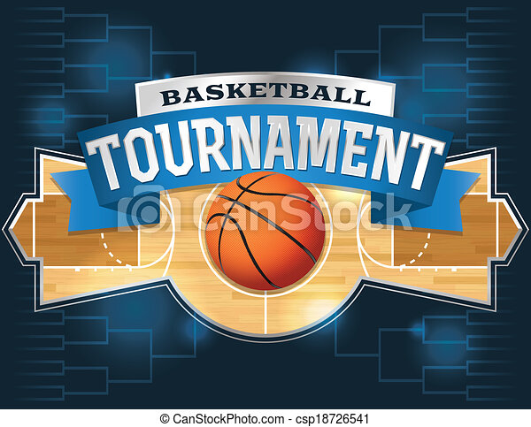 Basketball Tournament - csp18726541