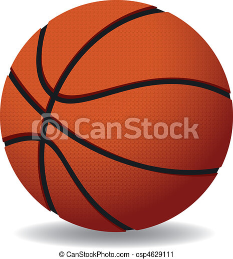 basketball rh canstockphoto com free basketball vector art baseball vector art free