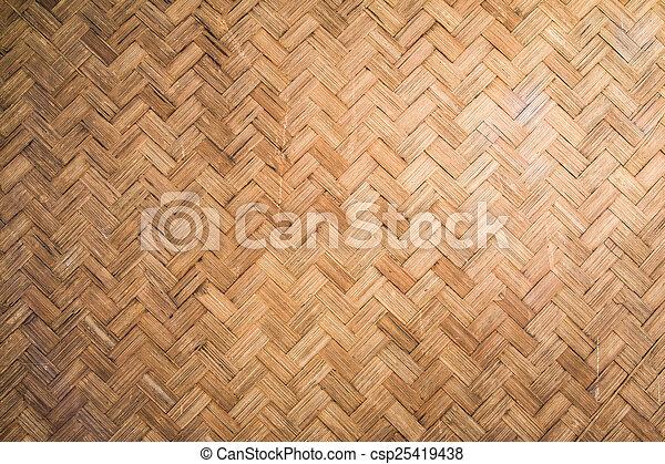 Basketry pattern - csp25419438