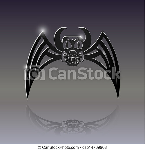 bat., tattoo., 印 - csp14709963