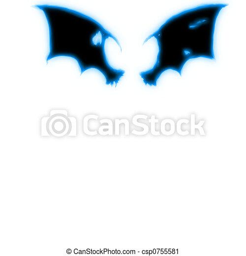 bat Wings - csp0755581