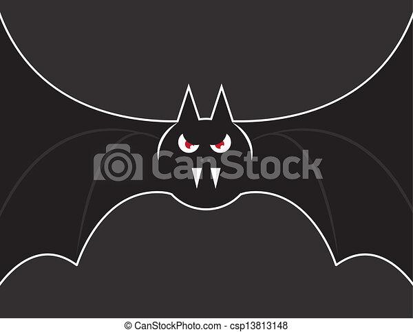 Bat Wings - csp13813148