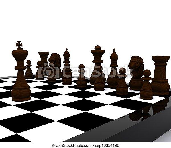 batalha, rei - csp10354198
