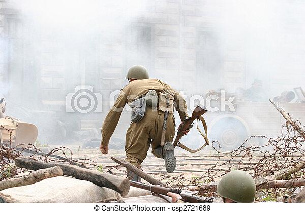 Incidente de batalla - csp2721689
