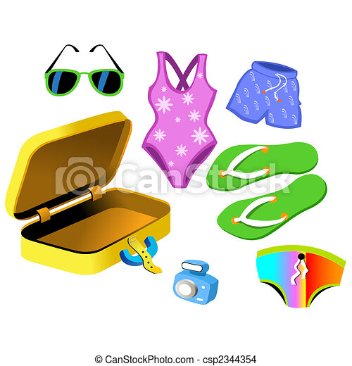 bathing suits and travelling bag drawing search clip art rh canstockphoto com bathing suit clipart free girl bathing suit clipart
