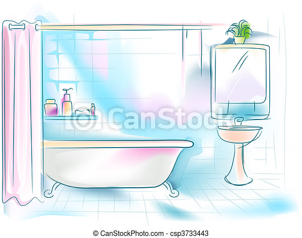 Bathroom Shower Stock Illustrations 12433 Clip Art Images And Royalty Free Available To Search From Thousands Of EPS Vector