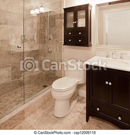 Bathroom - csp12006116