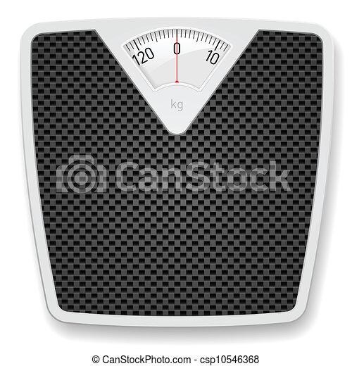 Bathroom Scale - csp10546368
