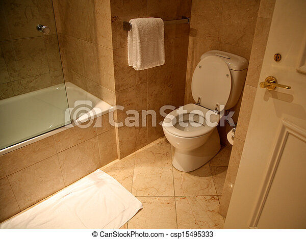 Bathroom - csp15495333