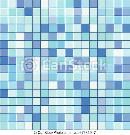 Bathroom Tile Background