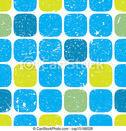 Bathroom Tiles Seamless Pattern - csp15166028