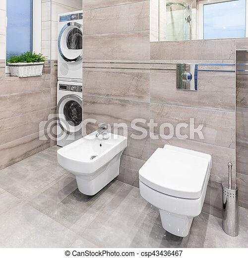 Swell Bathroom With Toilet And Bidet Pabps2019 Chair Design Images Pabps2019Com