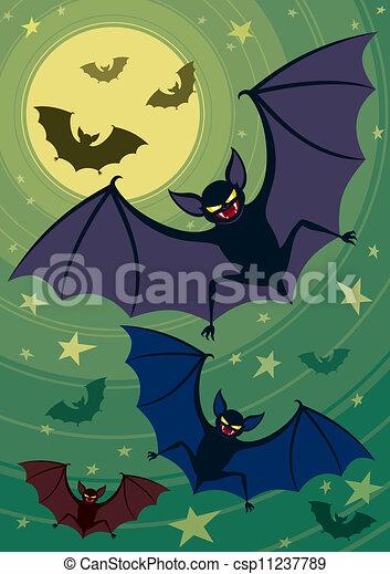Bats - csp11237789