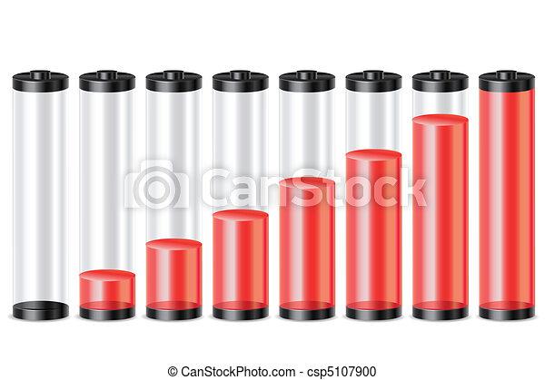 batterij, meter - csp5107900