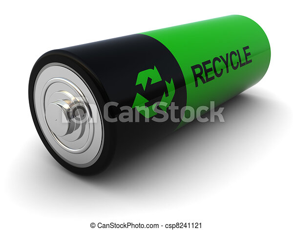 battery - csp8241121