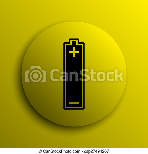 Battery icon - csp27494267