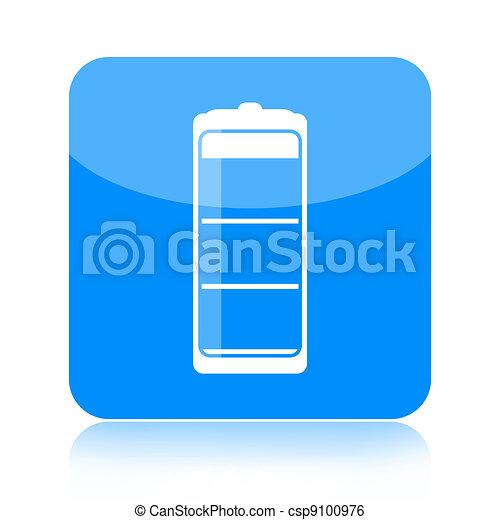 Battery icon - csp9100976