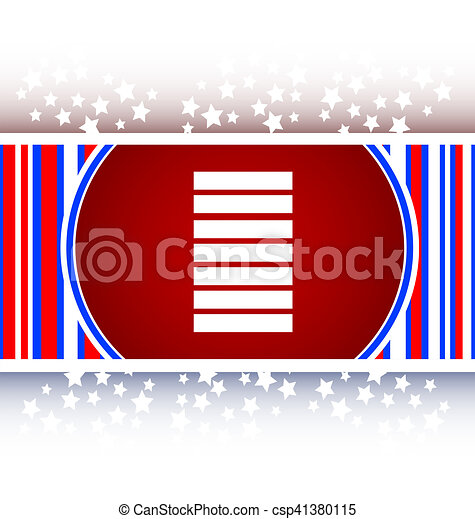 Battery icon web button - csp41380115