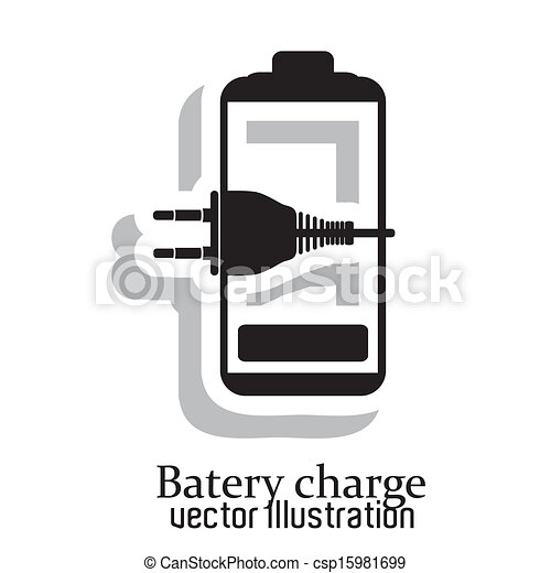 battery icons  - csp15981699