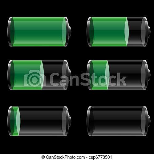 battery indicator - csp6773501
