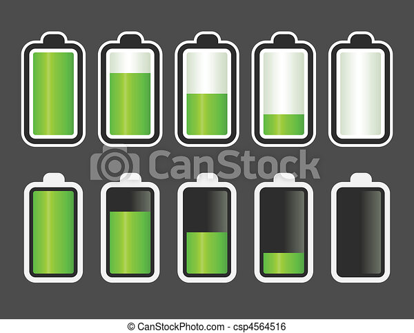 Battery level indicator - csp4564516
