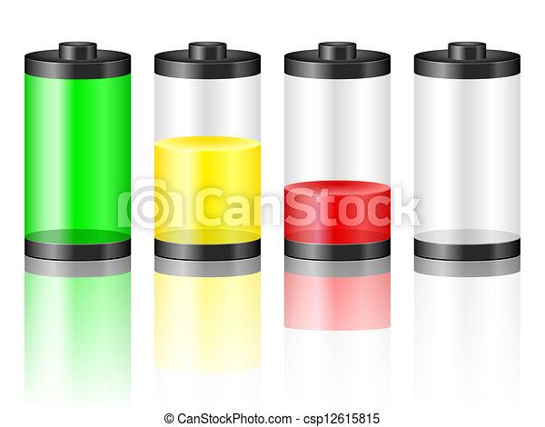 battery level - csp12615815