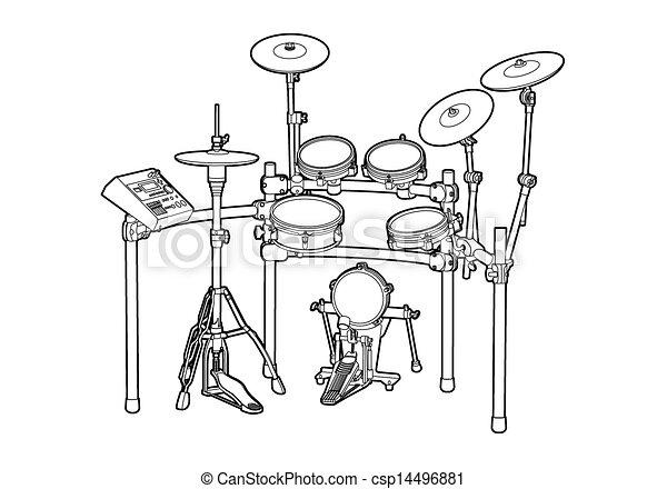 battez tambour kit - csp14496881