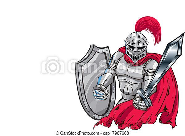 Battle Knight - csp17967668