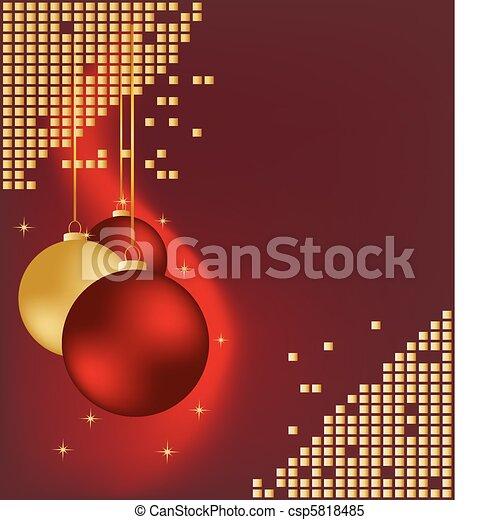 baubles natal - csp5818485