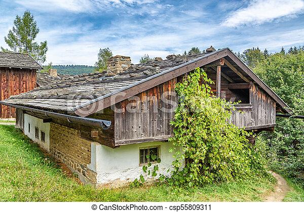 Bauernhaus Bayern bauernhaus, bayern, altes , typisch. bayern, bauernhaus, altes