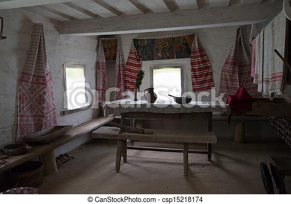 Bauernhaus Zeiten Altes Slavonic Bauernhaus Altes