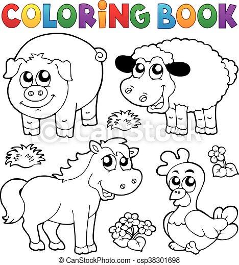 Erfreut Noahs Arche Tiere Färbung Seite Fotos - Ideen färben ...