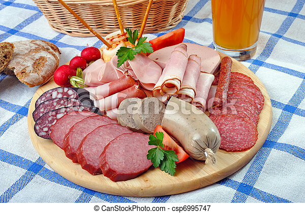 Bavarian Snack Plate - csp6995747