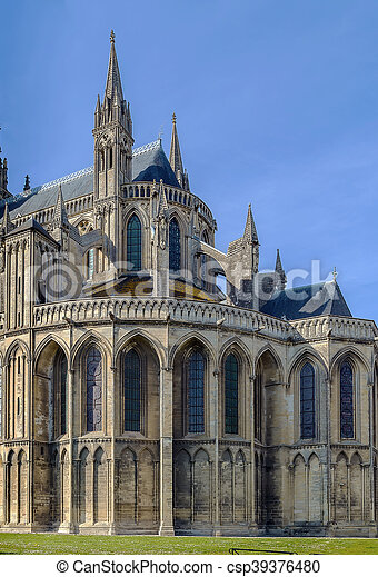 Bayeux Cathedral France