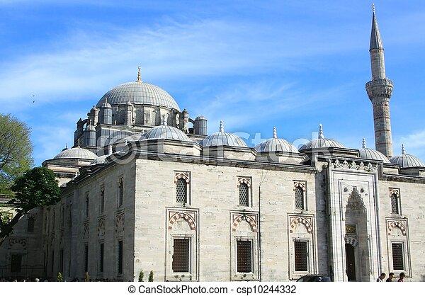 Bayezid Mosque - csp10244332