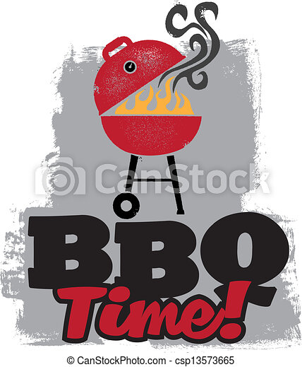 BBQ Grill Party - csp13573665