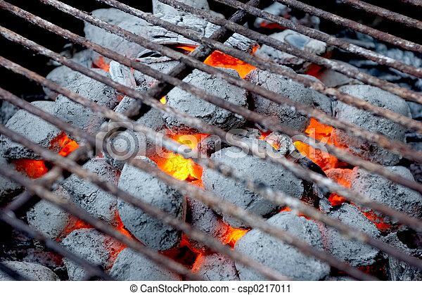 BBQ Grill - csp0217011