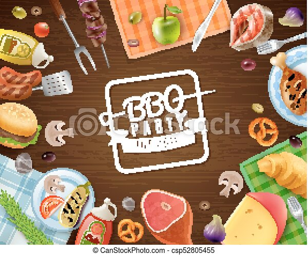 Beefsteak Barbecue Grill Meat Clip Art - Cartoon - Fresh Transparent PNG