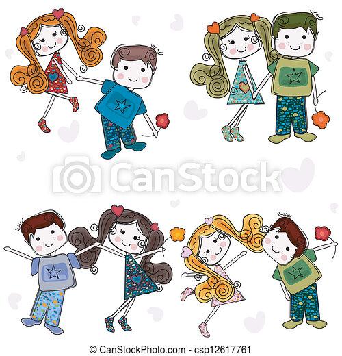 be my valentine - csp12617761