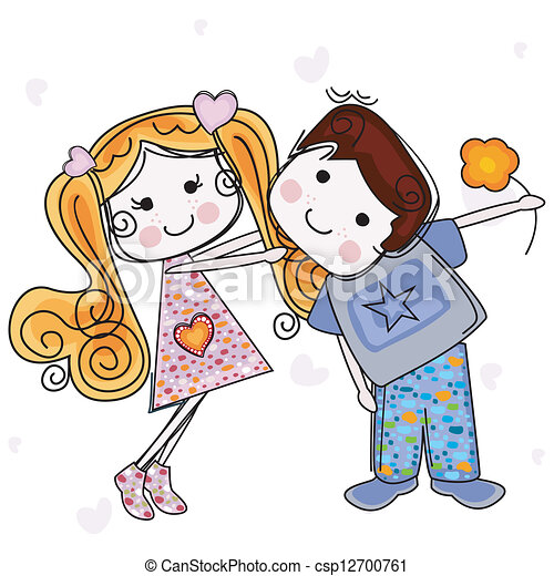 be my valentine - csp12700761
