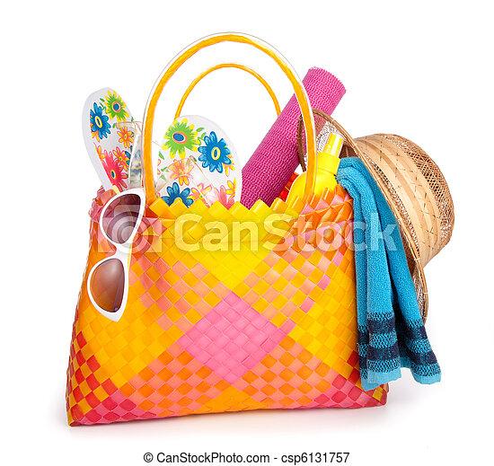 beach bag - csp6131757