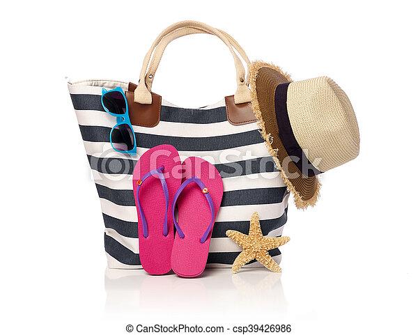 Beach bag - csp39426986