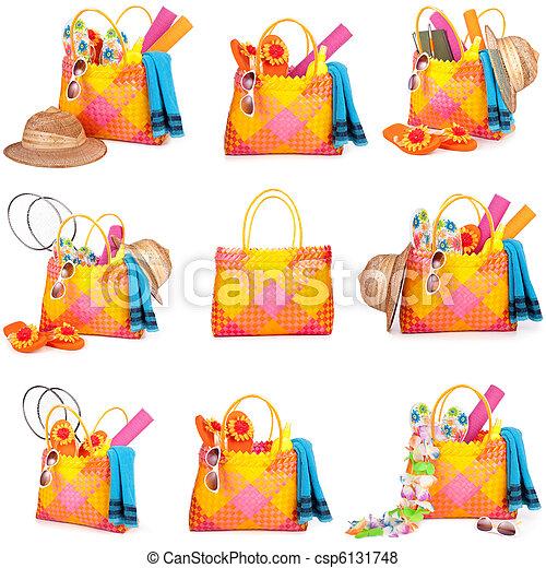 beach bag - csp6131748