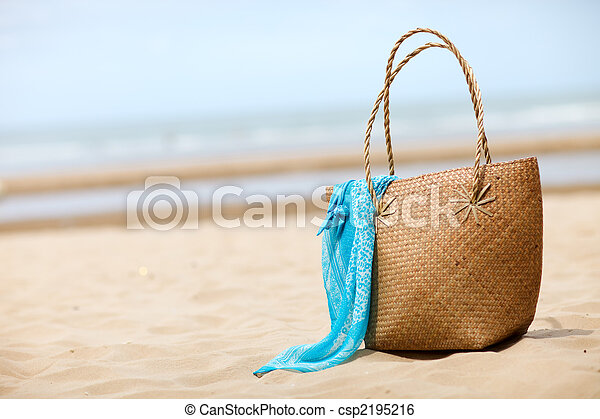 Beach bag - csp2195216