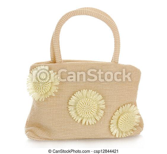 beach bag - csp12844421