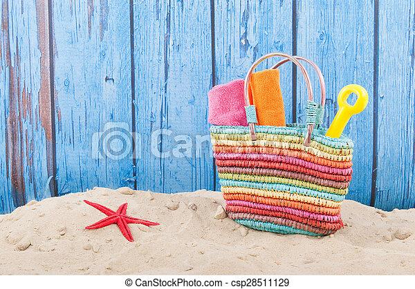 Beach bag - csp28511129