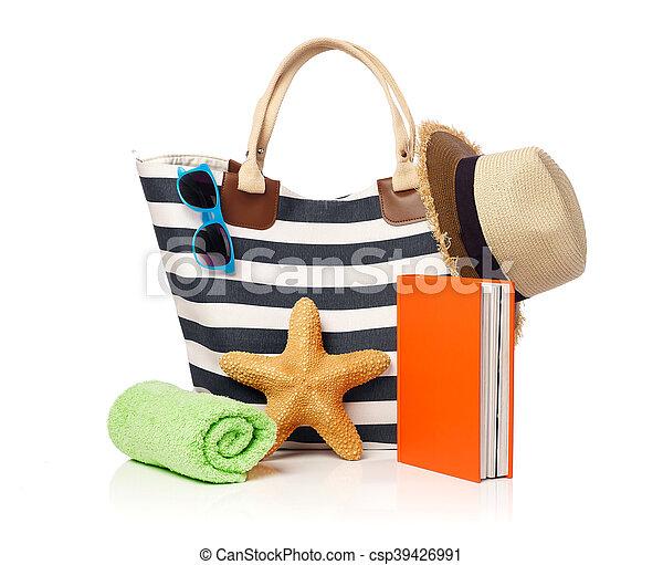 Beach bag - csp39426991