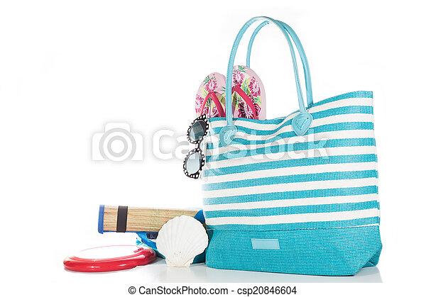 Beach bag - csp20846604