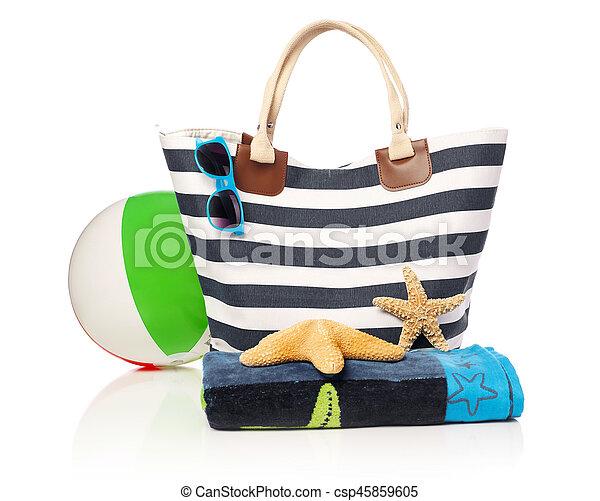 Beach bag - csp45859605